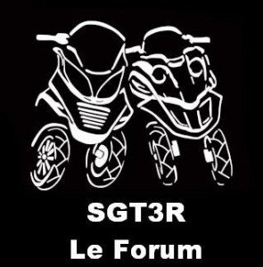 Scooter GT 3 Roues