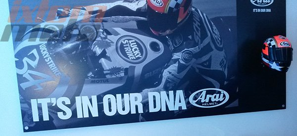 Arai-it's-in-your-DNA