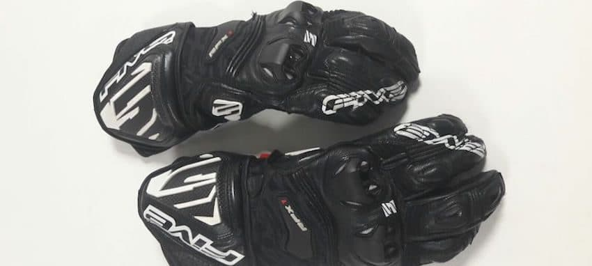 photo gants racing five xrf1 (Une))