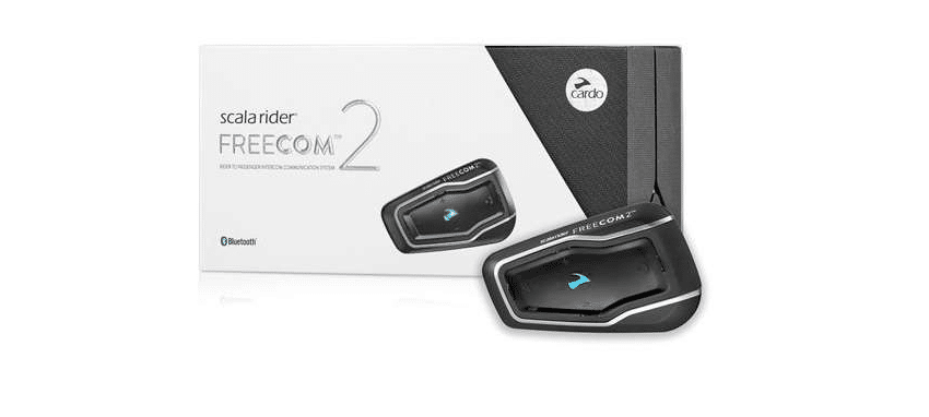 Freecom 4 cardo intercom moto